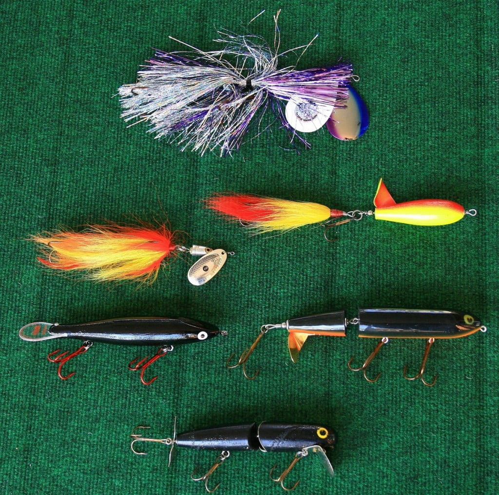 top musky lures of all time